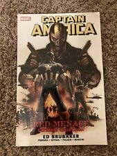 Captain America : Red Menace Ultimate Collection by Ed Brubaker (2011, Trade...