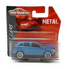 Majorette Street Cars Mitsubishi ASX blue 1/57 Model Car metal blister