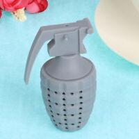 Silicone Grenade Shape Tea Filter Strainer Drink Coffee Infuser Percolator