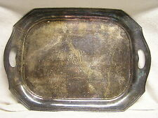 Vintage Pairpoint Mfg. Co Silverplate Meat OR Serving Platter