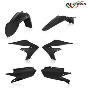 ACERBIS 0022961.090 Set Plastic YZF 450 18 Black