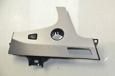 AUDI Q7 4M Dekorleiste Aluminium Gebürstet QY9 Armaturenbrett Rechts 4M1853241B