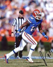 Jaylen Watkins Florida Gators Signed Autographed 8X10 Photo