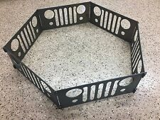 Jeep 4X4 Fire Pit, Collapsible and Portable Fire Ring, , ON SALE !!! FREE SHIP