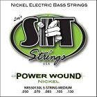 SIT Strings NR550130L 5-String Medium Power Wound Nickel Bass (50-130) for sale