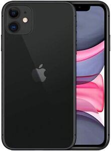 Apple iPhone 11, 128GB, Black - Fully Unlocked  (CDMA + GSM)