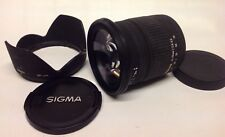 Sigma 17-70 mm F2.8 - 4.5 DC AF MACRO ZOOM CANON EOS Fit