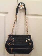 AUTHENTIC Versace Clutch with Detachable Strap