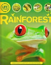 Life Cycles Rainforest BRAND NEW BOOK by Sean Callery (Paperback 2012)