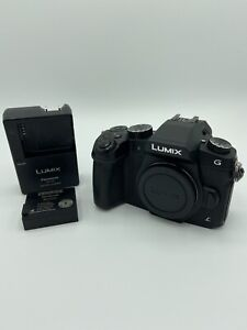 Panasonic LUMIX G85 16.0MP Digital Camera (Body Only)