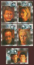 Below face J43 Sweden 5 Maximum cards 2010 Lierature Crime Novels
