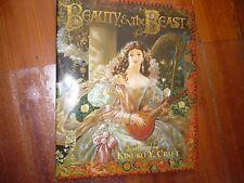 Beauty and the Beast Kinuko and Mahlon Craft Signed 1st