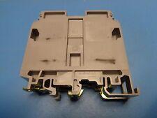 (1) ENTRELEC 115 216.13 2 POS FEED-THRU TERMINAL BLOCK 600V 175A 4-00 AWG M70/22