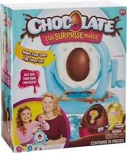 Chocolate Egg Surprise 64719-EU Chocolate Egg Maker