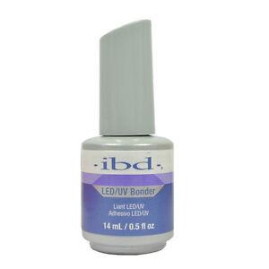 ibd LED/UV Bonder Gel Nail Non Acid Primer 0.5oz - #56844