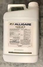 2,4-D Lv6 (Weedone Lv6) Broadleaf Weed Killer Herbicide - 2.5 Gallons 24d