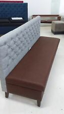 Booth Seating , Sofa, Bench, Restaurant, Commercial Seating, Chesterfield Style