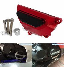 Rosso Latodestro Motore Copertura Protezione Per 2008-2016 HONDA CBR1000RR SC59