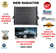 FOR MG ZT-T X POWER 385 ESTATE 2002->2005 NEW RADIATOR ** OE QUALITY **