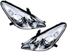 HID Xenon Headlights Headlamps Lights Lamps NEW Pair Set for 05-06 Lexus ES330