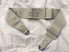 Original WW2 US Army Webbing Musette Bag Carry Strap - British Made - 1944