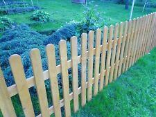 Elementi di recinzione patinata 120x200 LARICE LEGNO asticelle RECINZIONE