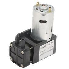 1PC 40L/min oilless vacuum pump -85KPa Small mini vacuum pump DC24V