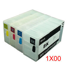 For CANON MB2110 MB2710 MB2120 MB2720 MB2130 Refillable Ink Cartridge 1X00