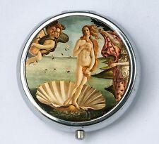 The Birth of Venus Botticelli pillbox Pill case box holder classical fine art