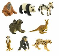 Safari Exotic Fun Pack Good Luck Minis 1 Pack 8 Pieces New Free Shipping