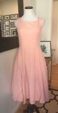 Lulus Beauty Peach Midi Xl Bridemaid Wedding Cute Summer Dress XL Guest Party