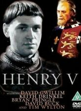 Henry V - BBC Shakespeare Collection 1979 DVD David Gwillim Keith Drinkel New