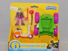 IMAGINEXT DC Super Friends THE JOKER The Deluxe Gift Set New in Box (ALS 27)
