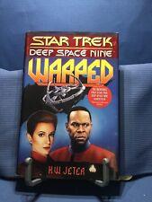 Star Trek - Deep Space Nine: Warped by K.W. Jeter 1995 Hardcover 1st Printing