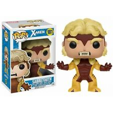 X-men 11698 Marvel Sabretooth Funko Pop Bobble Figure