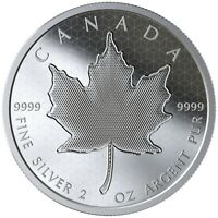 2020 Canada $10 Pulsating maple leaf coin pure silver - in stock!