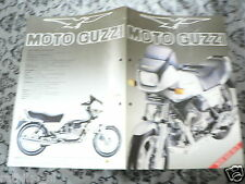 BROCHURE MOTO GUZZI 850 - T5 ITALIAN LANGUAGE 4 PAGES PH695