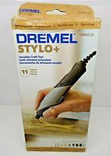 Dremel Stylo+ 2050-11 Hand Rotary Drill Engraver Sanding Polisher
