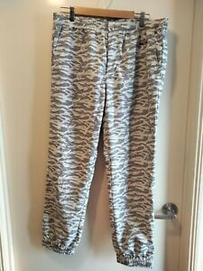 ASICS X Atmos X solebox camo tracksuit pants XL Mens Streetwear gel japan