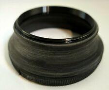 67mm Rubber Lens Hood Shade for telephoto lenses 70-210mm f3.5