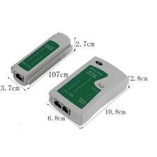 Tester für RJ45 Kabel DSL,Prüfer,Netzwerk und ISDN/Telefon