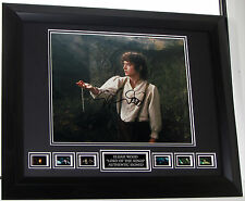 Elijah Wood signed LORD OF THE RINGS Framed authentic guaranteed 1 of item AFTAL