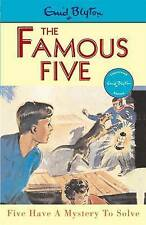 Five Have a Mystery to Solve by Enid Blyton, Book, New (Paperback)