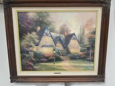 Thomas Kinkade -  Windsor Manor    (bb1)