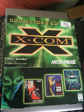 X-Com collectors edition complete PC Game