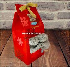 ME TO YOU Cosy Socks Tatty Teddy Christmas Bear Socks Size UK 3/7 Xmas Gift NEW