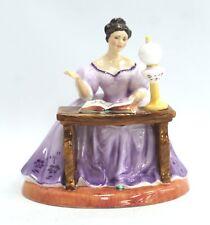 Janus Studio Figurine Bone China Illustrious Ladies Of Stage Fanny Kemble - B27