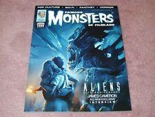 FAMOUS MONSTERS # 286 - ALIENS cover, regular version