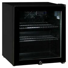 Schmick Tropical Mini Glass Door Bar Fridge With Lock - 50 Litres