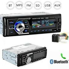 STEREO AUTO BLUETOOTH AUTORADIO VIVAVOCE RADIO FM MP3 USB AUX SD CARD 180W